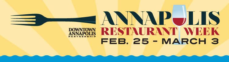 Annapolis Restaurant Week Slider Image