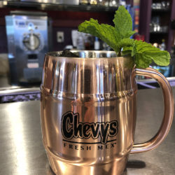 New Moscow Mules at Chevys