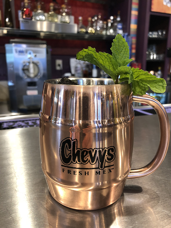 NEW Chevys Moscow Mules