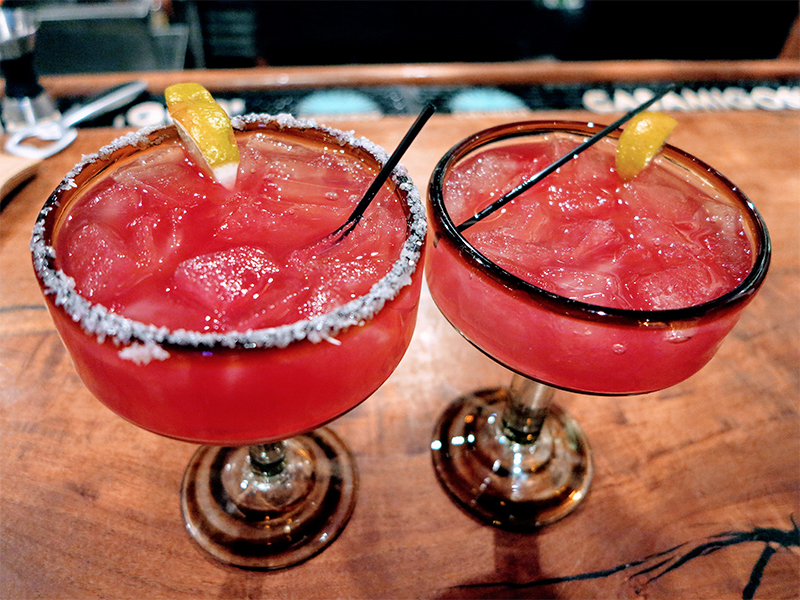 low calorie drinks prickly pear