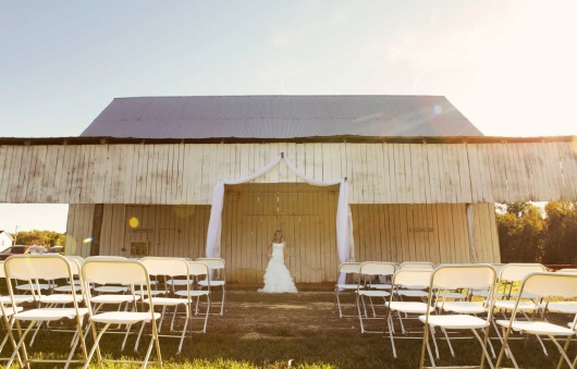 Maryland catering venues barn