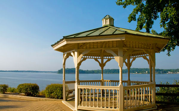 Maryland Catering Venues quiet waters