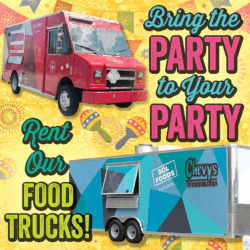 We Are Excited to Introduce Our New Food Truck - Say Hi to Sol Dos!
