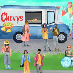 Why Chevys' Food Trucks Are a Great Way to Kick Off Your Block Party
